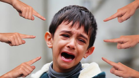 האם הילדים הקטנים קולטים את המתח הסובב אותנו?